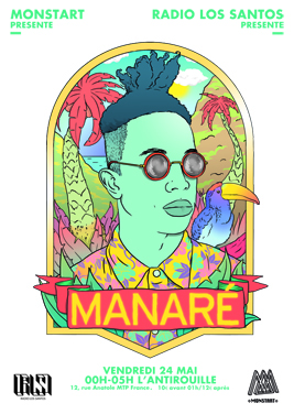 Monstart & Manaré