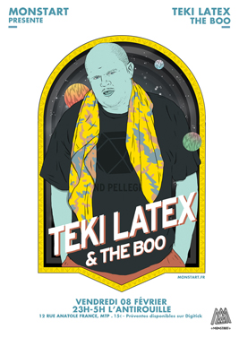 Teki Latex & The Boo