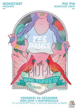 Tee Dance w/ Piu Piu