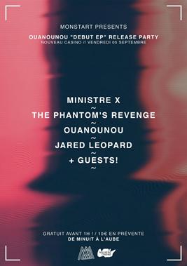 Release Debut EP Ouanounou