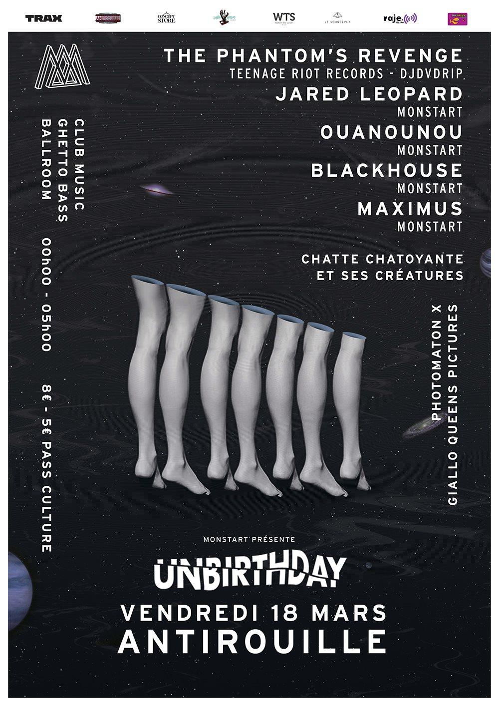 Unbirthday Antirouille