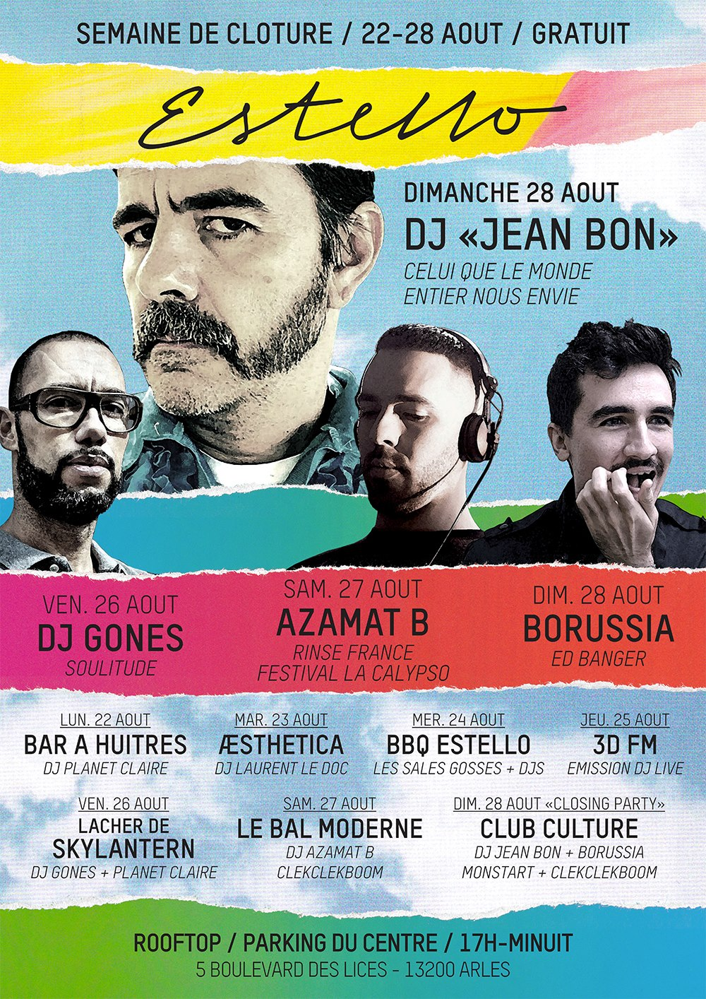 Estello DJ Jean Bon